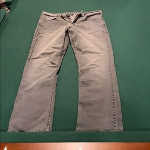Buffalo David Bitton Straight Stretch Jeans